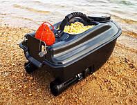 ACTOR 5А Прикормочный радиоуправляемыйкораблик для рыбалки, завоза прикормки от производителя Boatman