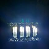Фара диодная ближнего света СТГ 60W  с ДХО, фото 3