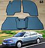 Килимки ЄВА в салон Chevrolet Evanda '03-06