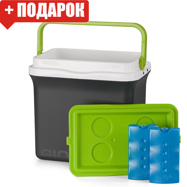 Термобокс GioStyle Термобокс CIAO L на 29.5 л (сумка холодильник, термосумка пластиковая, термо контейнер)
