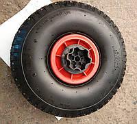 Надувные резиновые колеса 4шт. электромобиля детского d=280 мм