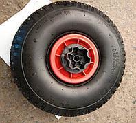 Комплект колес детского электромобиля (4 шт) d=280 мм резиновые пневматические
