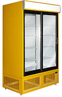 Универсальный шкаф «КАНЗАС» 1,2 ШХСнДк(Д) Технохолод (холодильный)