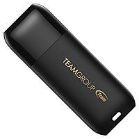 Флешка Team C175 USB3.0 Pearl Black 4094-10986, КОД: 1464828