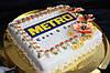 Корпоративные торты, фото 8