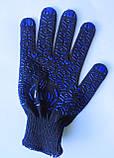 Перчатки  с точкой  для садово-огородных работ(10пар), фото 6