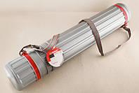 Тубус  большой для чертежей д.10.5 см, телескоп. 50-100 см, NORMA