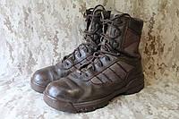 Ботинки EU 44 военные Bates Boots Patrol оригинал ВС Великобритании Б/У - Brown - Лот 176, фото 1