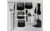 Машинка - триммер для стрижки волос PROMOTEC PM-358 с насадками