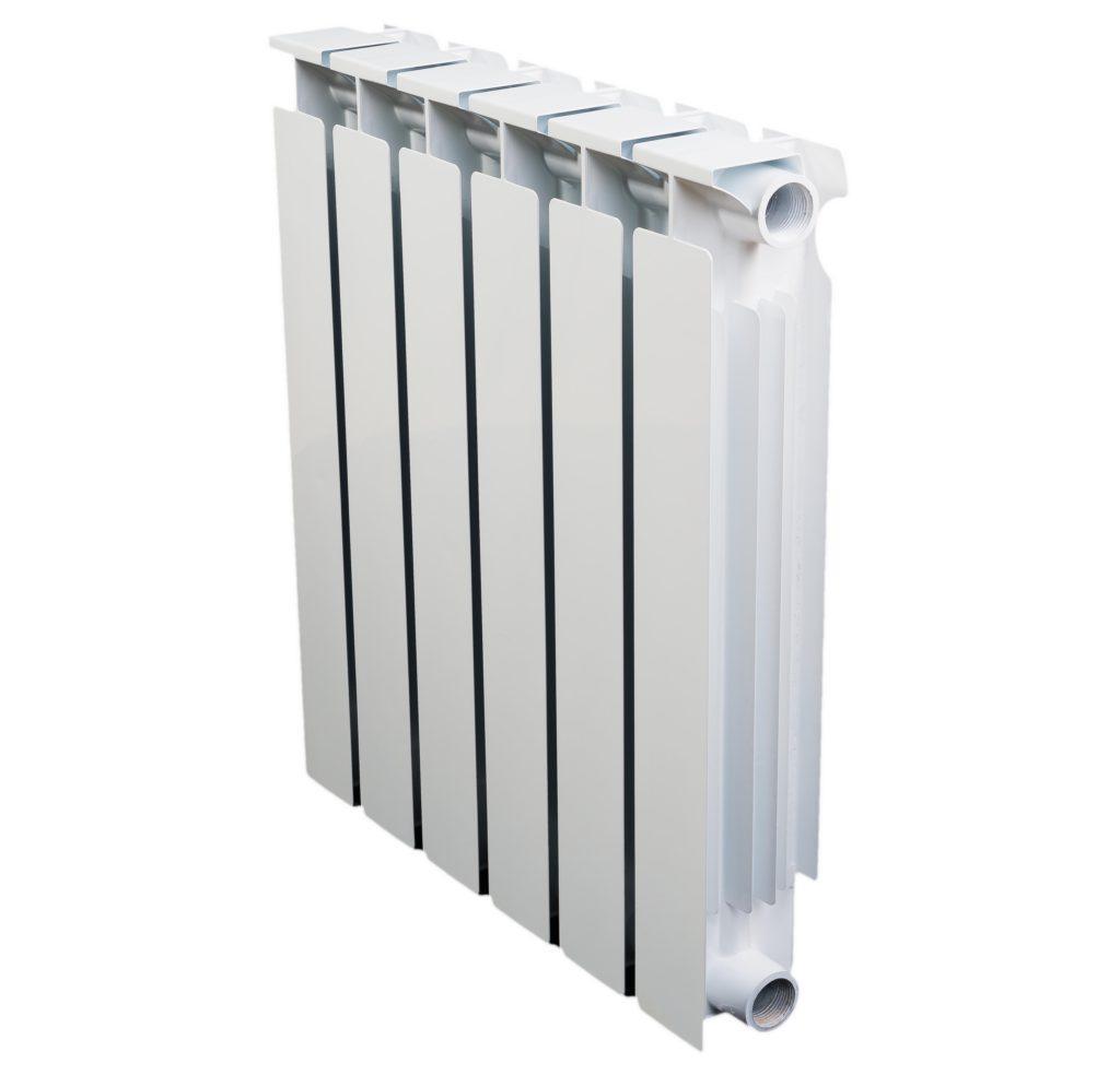 Радиатор биметаллический АЛТЕРМО-7 500 - 8 секций