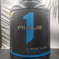R1 Rule One Whey Blend 2.3 kg протеин Ван Рул
