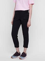 Черные женские карго штаны Kitana