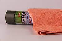 Спортивное полотенце розовое 100*25 см, фото 1