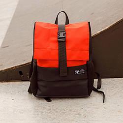 Рюкзак чёрного цвета Piligrim
