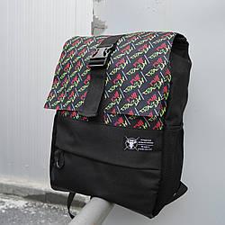 Рюкзак с принтом Piligrim