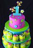 Торт детский на День рождение , фото 5