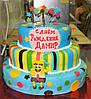 Торт детский на День рождение , фото 3