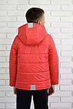 Куртки детские двухсторонние. Куртка для мальчика Бил, фото 3