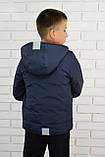 Куртки детские двухсторонние. Куртка для мальчика Бил, фото 2