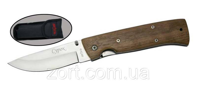 Нож складной, механический Сурок
