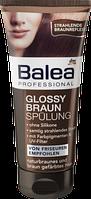 BALEA Professional Glossy Braun Spulung - Бальзам  для брюнеток 200 мл