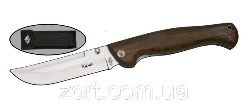 Нож складной, механический Калан, фото 2