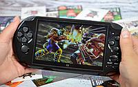 Портативная игровая приставка PS X9 Черная