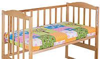 Матрас Солодких снів Eco Cotton Comfort Premium 12 см 624579, КОД: 1759237