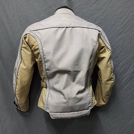 Мотокуртка FIGO текстиль женская, фото 2