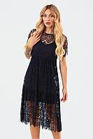 Жіноче мереживне плаття Starla, чорний