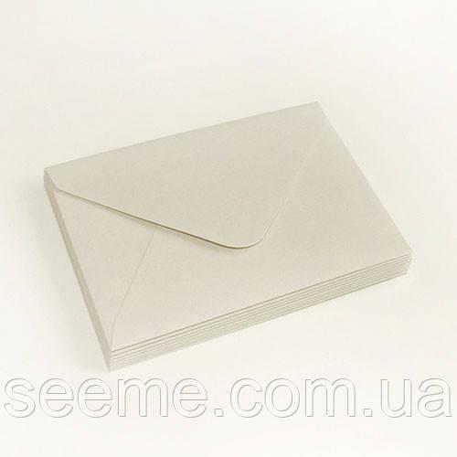 Конверт 205x140 мм, колір теплий сірий (warm gray)