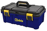 Ящик для инструмента Kubis усиленный 408*275*205мм  двойные  замки Т-Воx (09-00-2480)