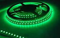 Светодиодная LED лента 3528 Зеленая 60RW 12V