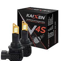 Светодиодные лампы без проводов 9005/HB3 KAIXEN V4S 6000K