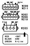 Эмулятор системи ESL (Mercedes), фото 3