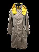 Плащ женский TOWMY TF-BK-8058 42 Серый