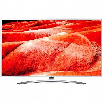 Телевизор LG 43UM7600  (PMI 1200Гц, 4K UHD, Smart TV, 4 Ядра, Clear Voice)