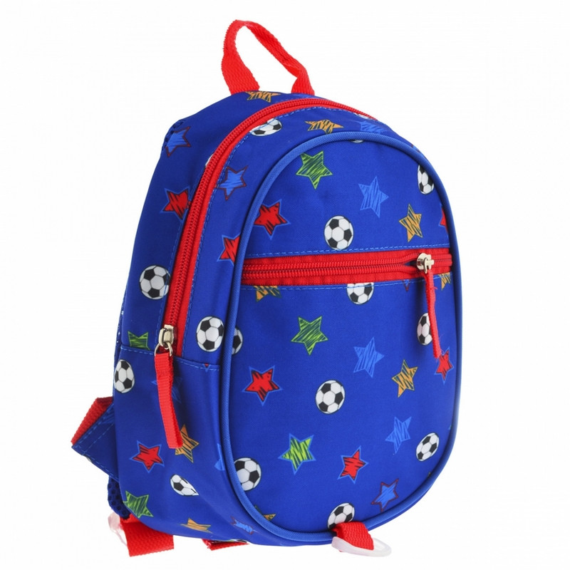 Рюкзак детский 1 Вересня K-31 Cool game красный  (556841)