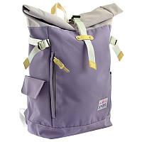 Рюкзак городской Smart T-69 Roll-top отд. для ноутбука Lavender (557506)