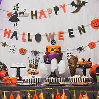 Организация Кэнди бара на Хеллоуин (CandyBar Helloween)