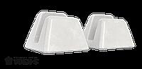 Ножки-пирамиды для керамогранитного обогревателя