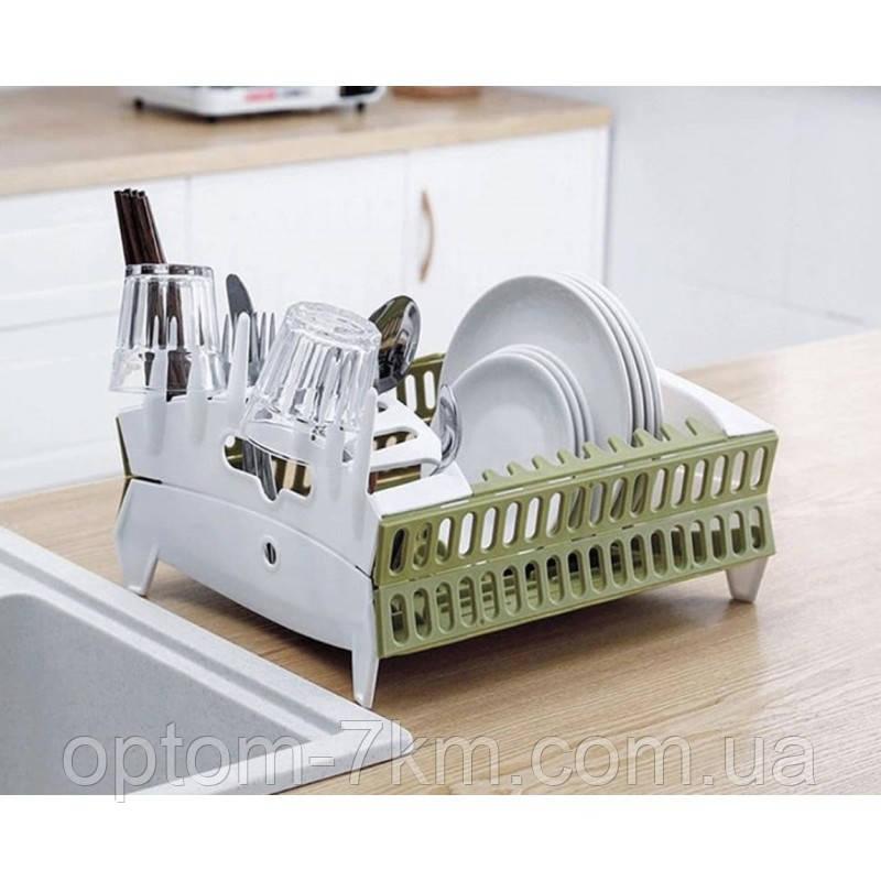 Настольная сушилка для посуды Tv 163 Np