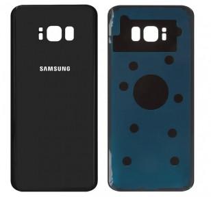 Задняя крышка Samsung G955F Galaxy S8 Plus (2017) серая, Orchid Gray Оригинал Китай