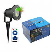 Уличный новогодний лазерный проектор laser light 85 с пультом ОПТ