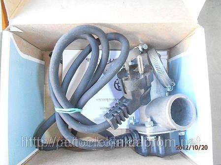 Электроподогреватель УАЗ (ЗМЗ-405 (Евро-2), ЗМЗ-406, ЗМЗ-409) (1,5 кВт), фото 2