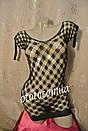Сексуальное белье пеньюар-сетка сексуальное белье/ эротическое белье, фото 3