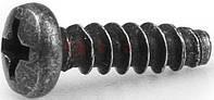 Саморез 3,6х12,7 черный цилиндр (20000шт.)