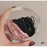 """Набір резинок для волосся """"Trinket"""", упаковка 20 шт, фото 5"""