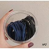 """Набір резинок для волосся """"Trinket"""", упаковка 20 шт, фото 6"""