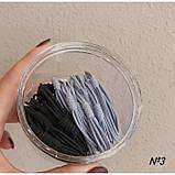 """Набір резинок для волосся """"Trinket"""", упаковка 20 шт, фото 7"""